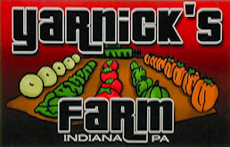 Yarnick's Farm Fresh logo